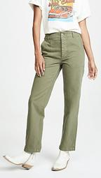 50's Military Trousers
