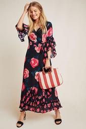 Verona Wrap Maxi Dress