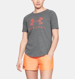 Women's UA Baseball T-Shirt