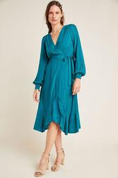 Boswell Textured Wrap Tunic