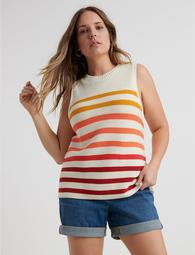 Ombre Sweater Shell
