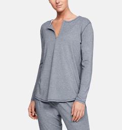 Women's UA Recover Sleepwear Long Sleeve Shirt