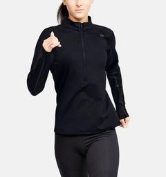 Women's UA RUSH™ ColdGear® Run ½ Zip