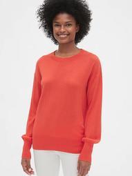 Pullover Crewneck Sweater