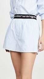 Boxer Shorts with Logo Elastic