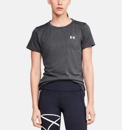 Women's UA Tech™ Defense Jacquard Short Sleeve
