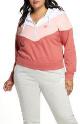 Sportswear Heritage Half Zip Pullover