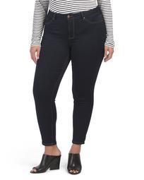 Plus Lush Soft Skinny Jeans