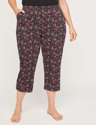 Courageous Cotton Sleep Capri