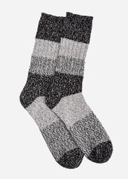 Mélange Boot Socks