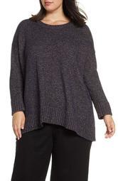 Oversize Crewneck Pullover