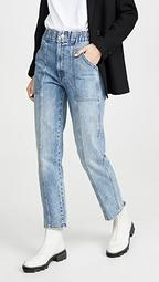MOTHER Superior The Springy Ankle Jeans