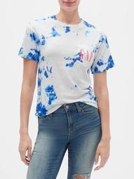 Gap 50th Anniversary Logo Pocket T-Shirt