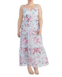 Adrena Floral Maxi Dress