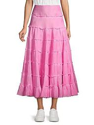 Stuck In The Moment A-Line Skirt