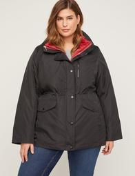 3-In-1 Anorak With Puffer Coat