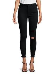 Bridgette Distressed Skinny Jeans