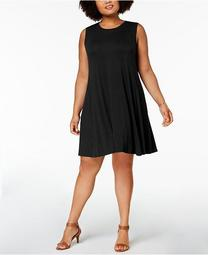 Plus Size Swing Dress, Created for Macy's
