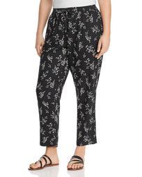 Arya Floral-Print Pants