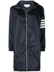 4-Bar Flyweight Hooded Parka
