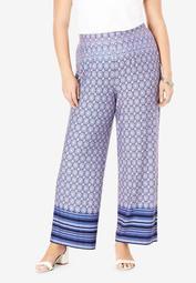 Everyday Knit Palazzo Pants