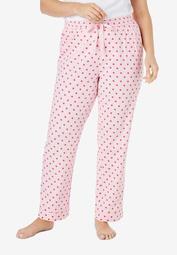 Cotton Poplin PJ Pant by Dreams & Co.®