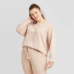 Women's Plus Size Crewneck Sweatshirt - Universal Thread™