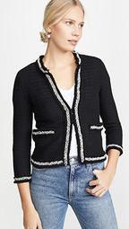 Georgia Short Embellished Sweater Jacket