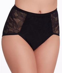 Ultra Light Firm Control Lace Brief
