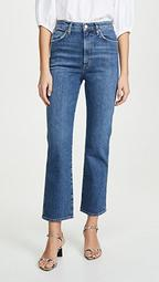Comfort Stretch Pinch Waist Jeans