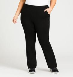 Studded Pull On Active Pant