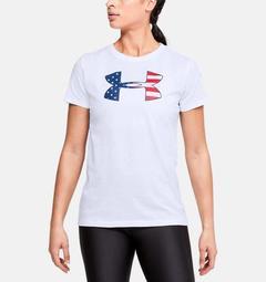 Women's UA Freedom Stars & Stripes T-Shirt