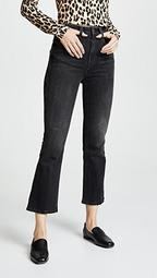 Benny Crop Flare Jeans