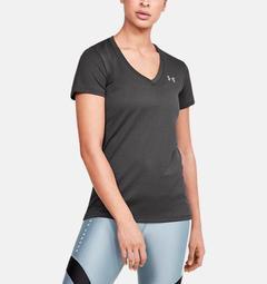 Women's UA Tech™ Texture V-Neck Short Sleeve