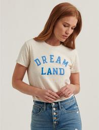 Dream Land Crew Tee
