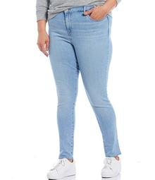 Levi's® 721 Plus Size Hi-Rise Skinny Jeans