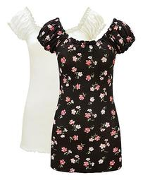 Joe Browns Pretty Floral Top Pack