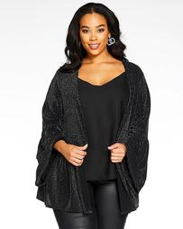 Quiz Sparke Fluted Sleeve Jacket