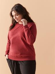 French Terry Sweatshirt - ActiveZone