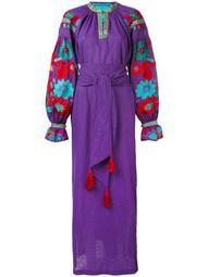 'Flower River' dress