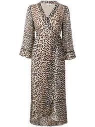 Mullin georgette dress