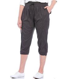 Plus Size Aphrodite Capri Pants