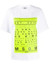 """""""welcome to the future"""" T-shirt"""