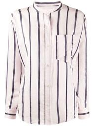 Satchell striped shirt