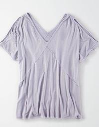 AE Cold Shoulder T-Shirt