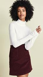 1x1 Turtleneck Top
