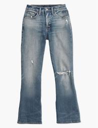 High Rise Bridgette Crop Mini Boot 4-Way Stretch Jean