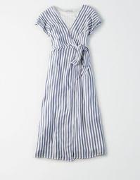 AE Striped Midi Dress