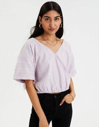 AE Tie Back Bubble Top