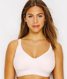 Easy Does It Wire-Free No Bulge T-Shirt Bra